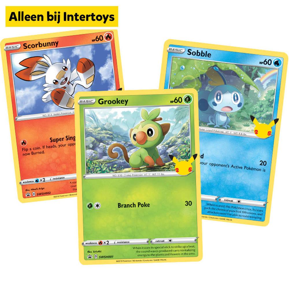 Pokémon TCG Giant promocards Galar - maart