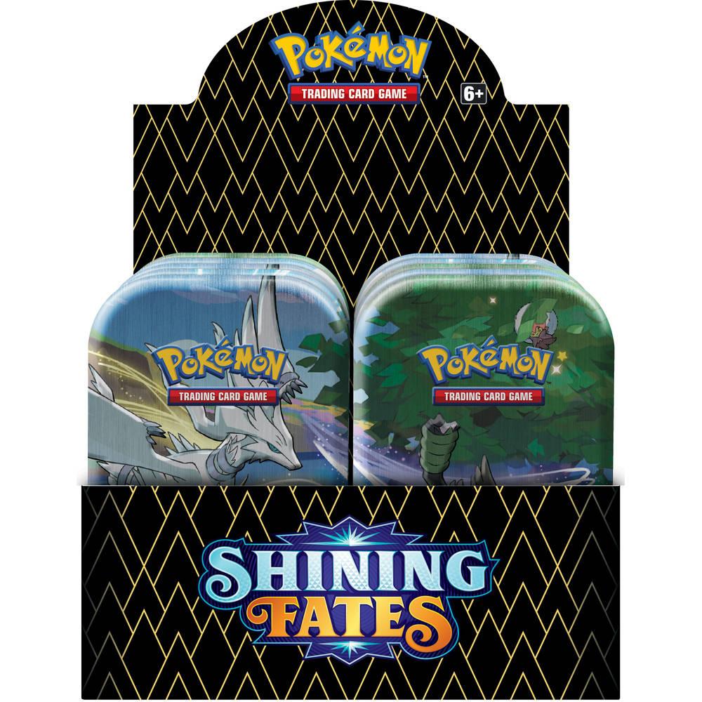 Pokémon TCG Shining Fates mini tin set van 5
