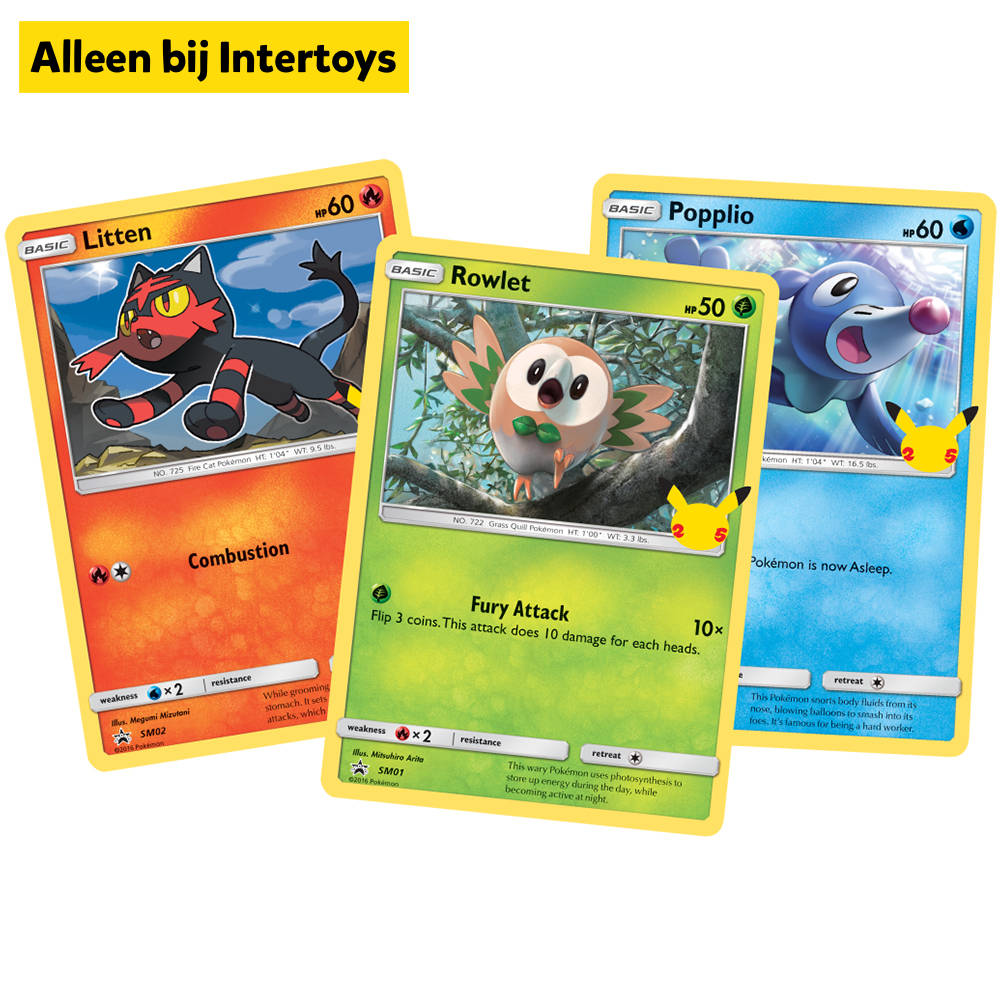 Pokémon TCG Limited Edition Giant promocards Alola - april