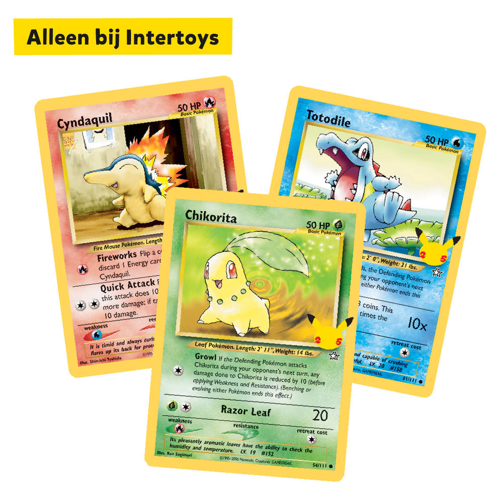 Pokémon TCG Limited Edition Giant Promo Cards Johto - september