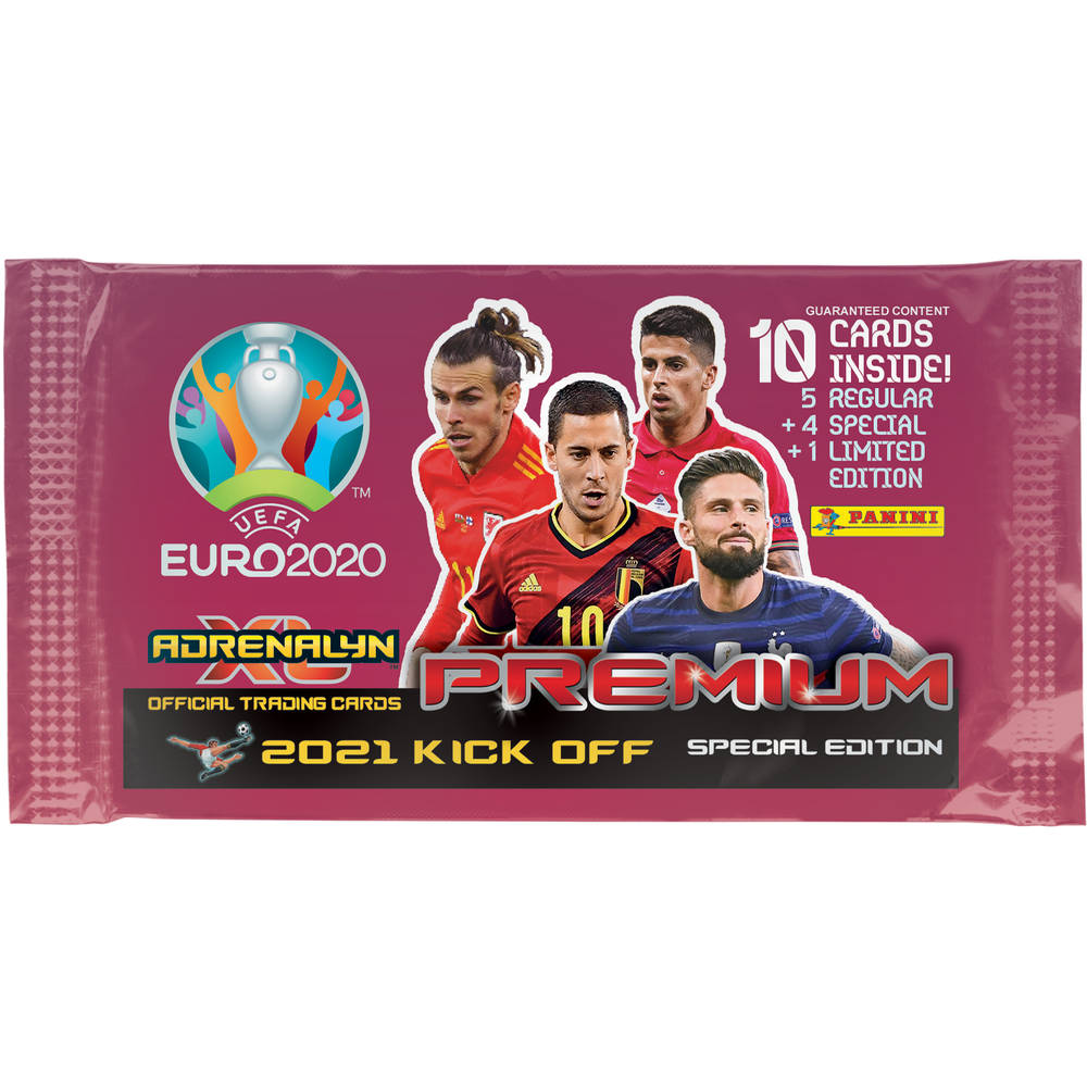 Adrenalyn XL 2021 Kick Off Premium Packet