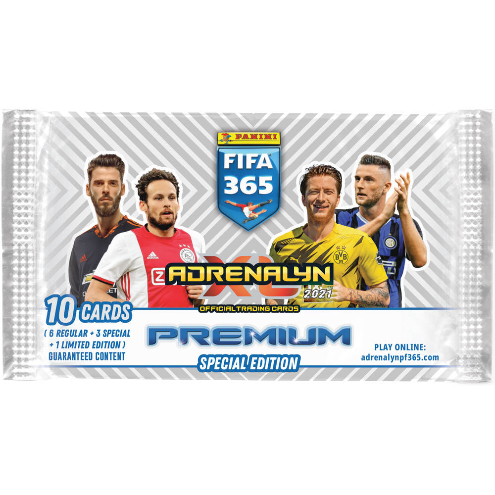 Adrenalyn XL FIFA365 20/21 Premium Pack