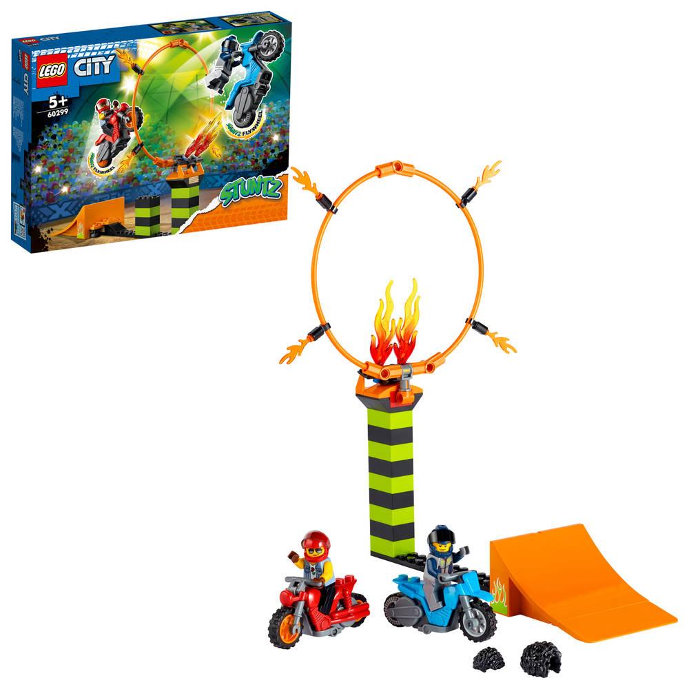 LEGO City stuntcompetitie 60299