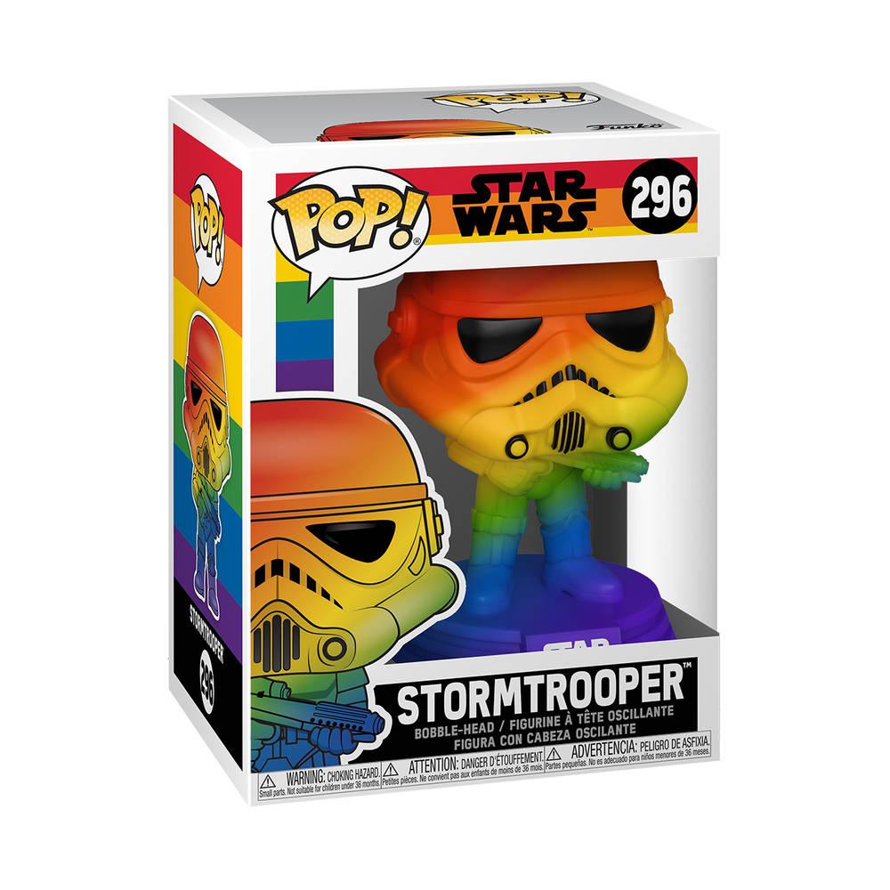 Funko Pop! figuur Star Wars Stormtrooper Pride Rainbow