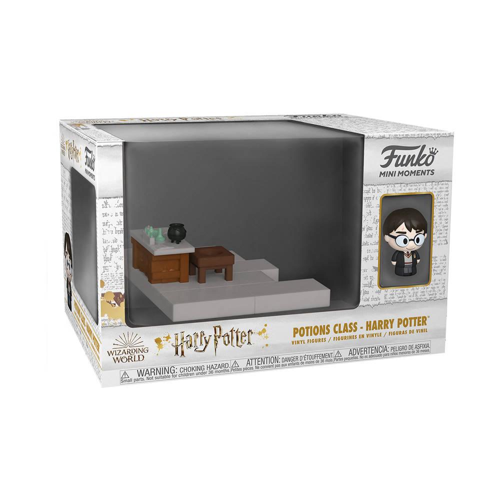 Funko Mini Moment! figuur Harry Potter 20th Anniversary Harry Potter Toverdranken lokaal