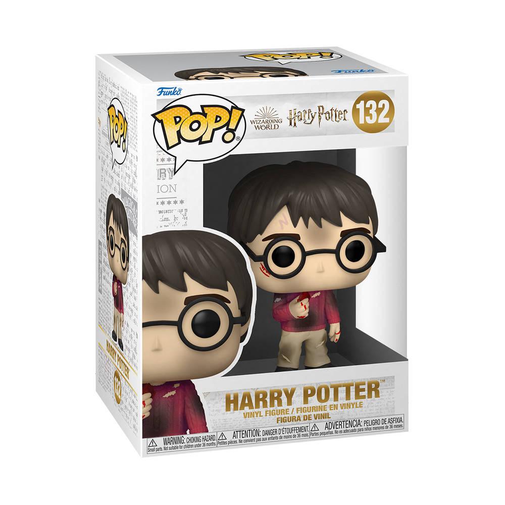 Funko Pop! figuur Harry Potter 20th Anniversary Harry met de Steen der Wijzen