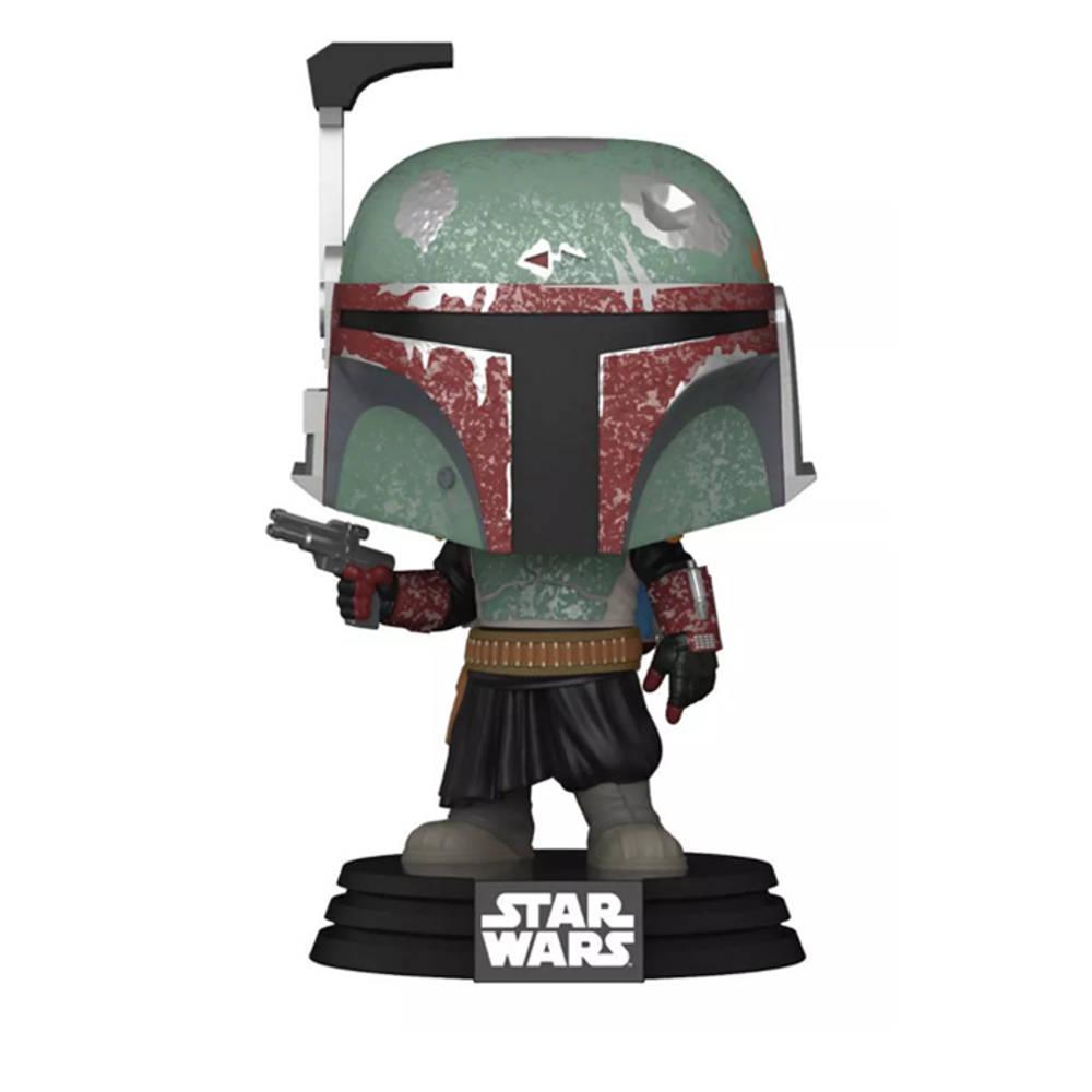 Funko Pop! figuur Star Wars: The Mandalorian Boba Fett