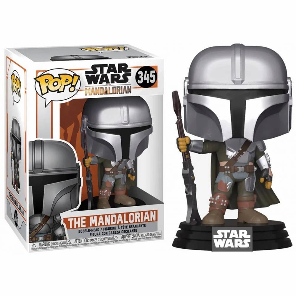 Funko Pop! Star Wars The Mandalorian figuur The Mandalorian