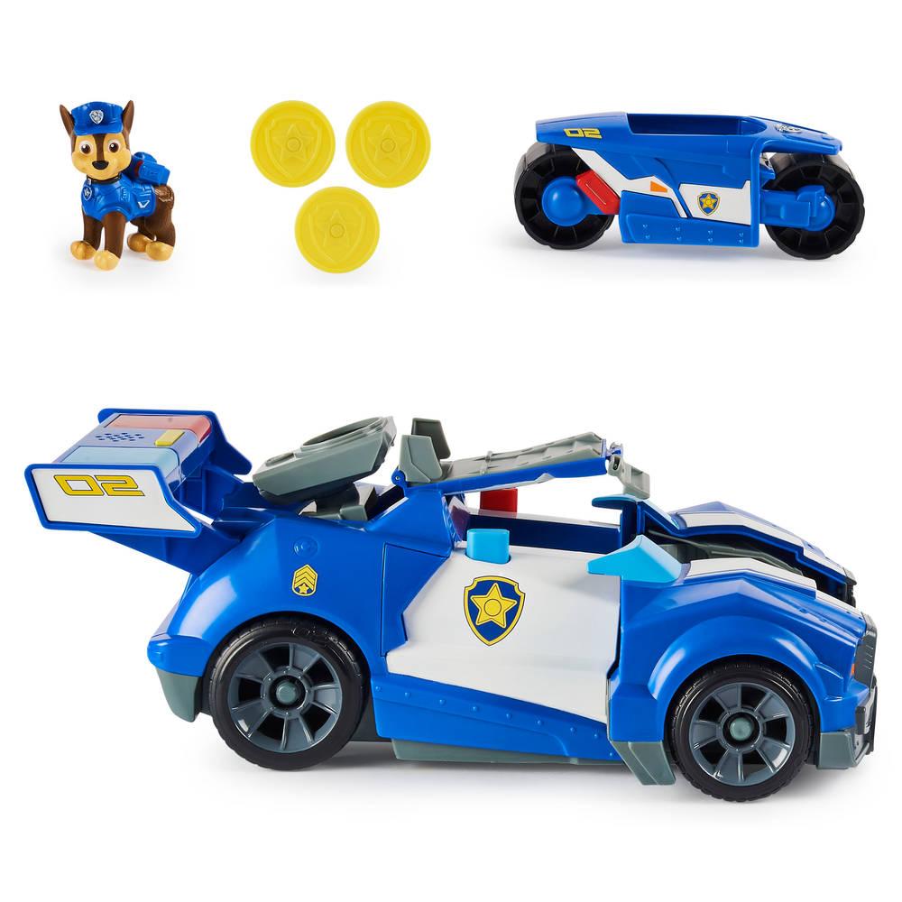 PAW Patrol: De Film voertuig Chase deluxe