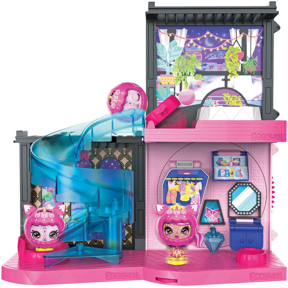 Zoobles! Magic Mansion transformerende speelset