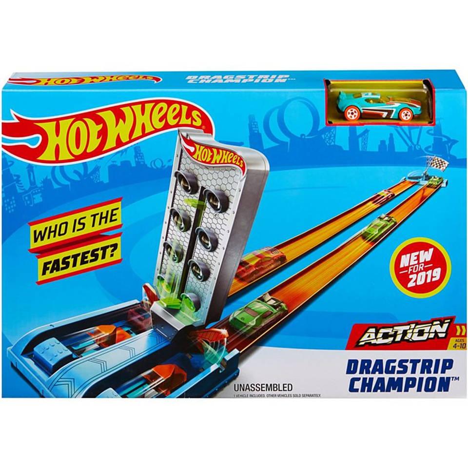 Hot Wheels Actie Championship racebaanset