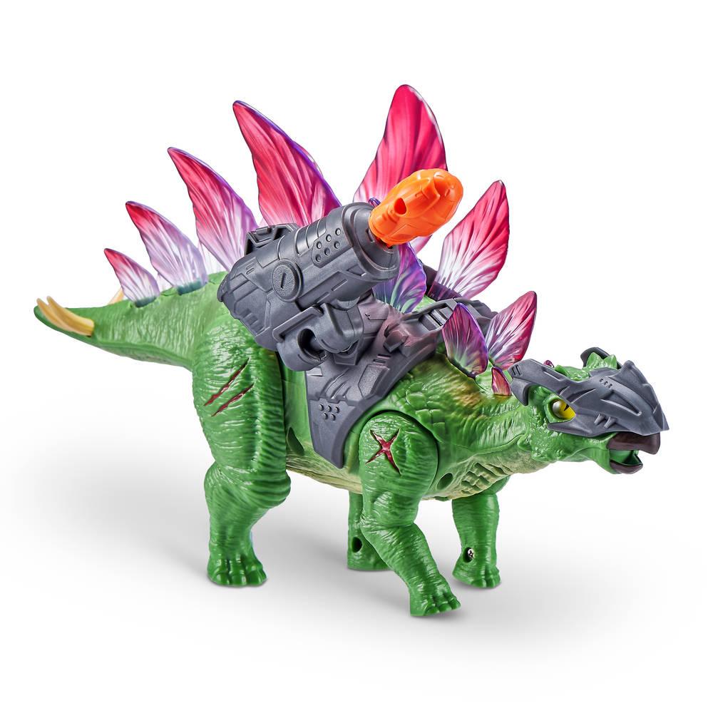 Zuru Robo Alive Dino Wars figuur Stegosaurus