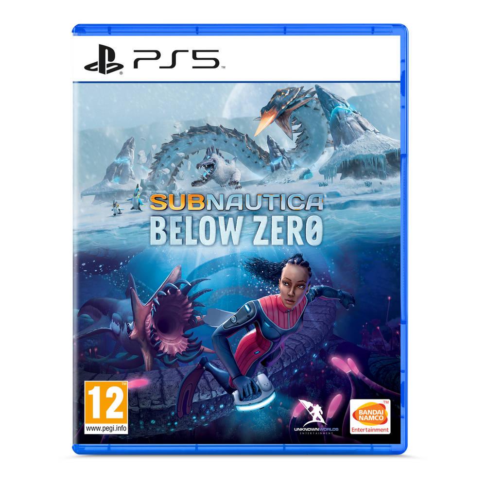 PS5 Subnautica Below Zero