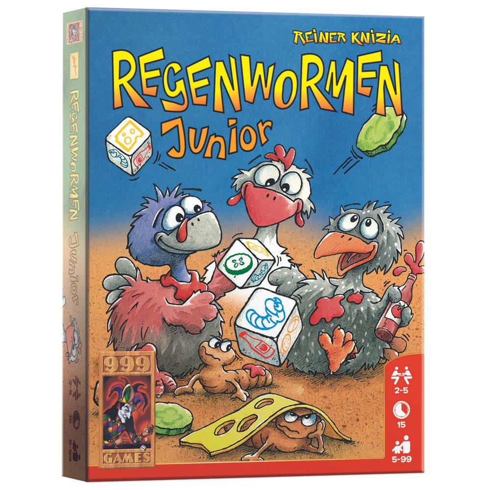 Regenwormen Junior (A13)