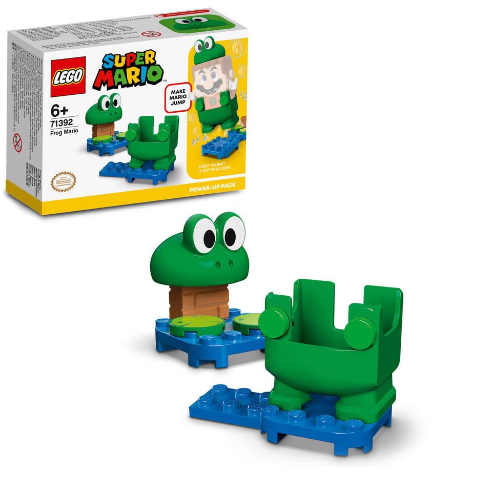 LEGO Super Mario Power-uppakket Kikker Mario 71392
