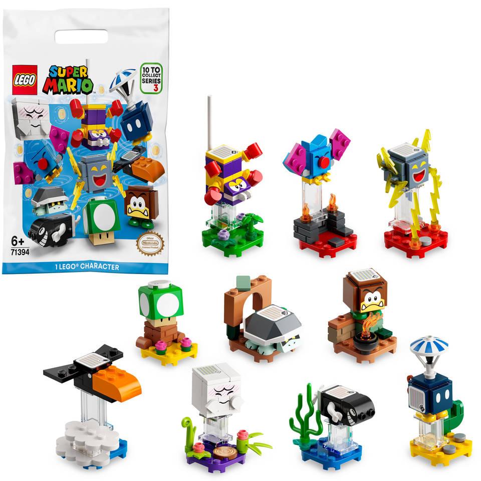 LEGO Super Mario Personagepakketten Serie 3 71394