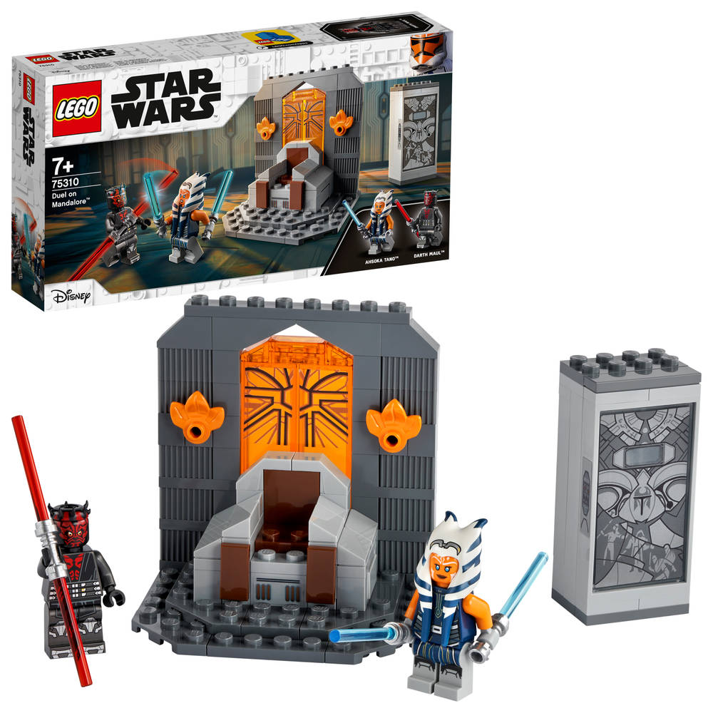 LEGO Star Wars Duel op Mandalore 75310