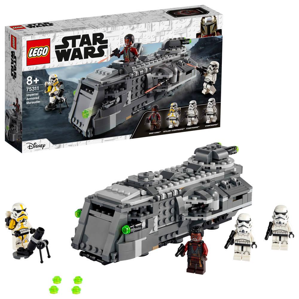 LEGO Star Wars Keizerlijke Gepantserde plunderaar 75311