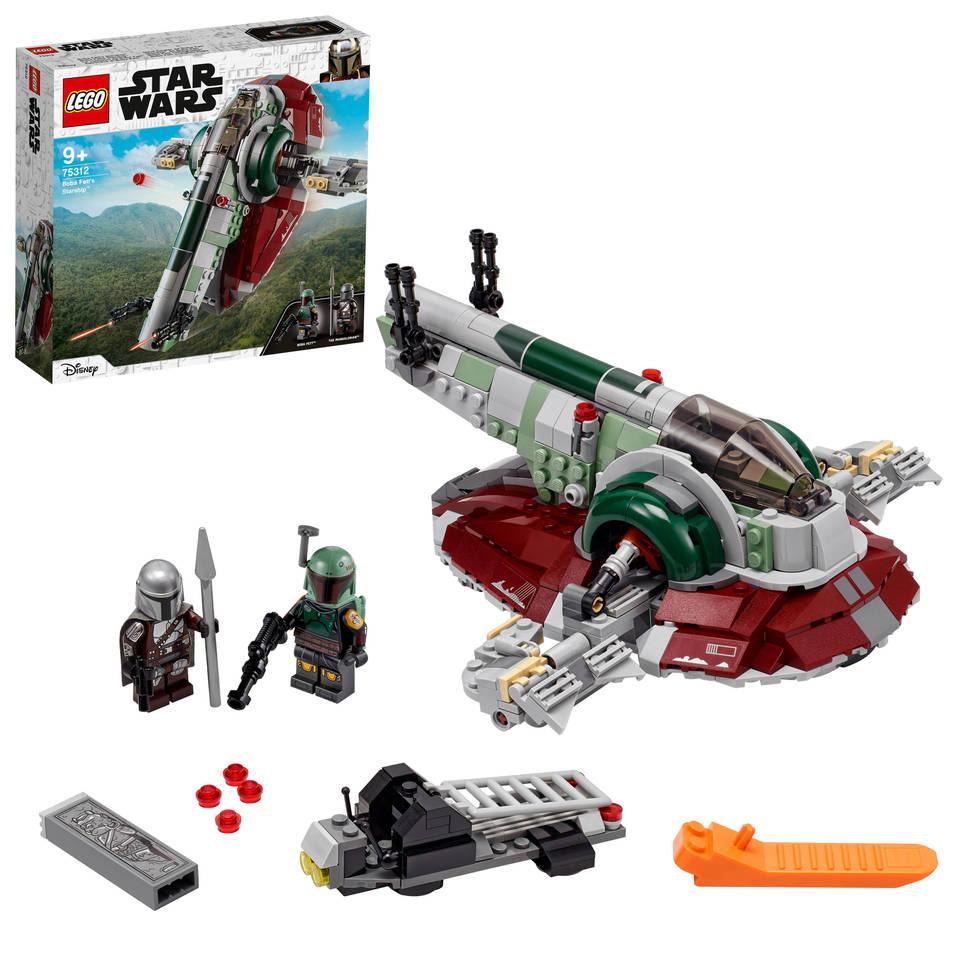 LEGO Star Wars Boba Fett's sterrenschip 75312