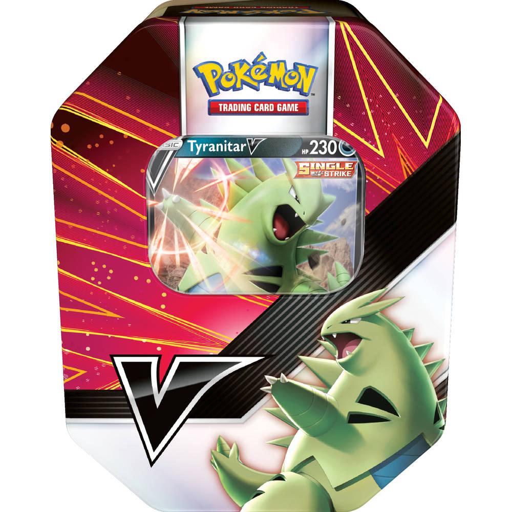 Pokémon TCG Summer tin Tyranitar