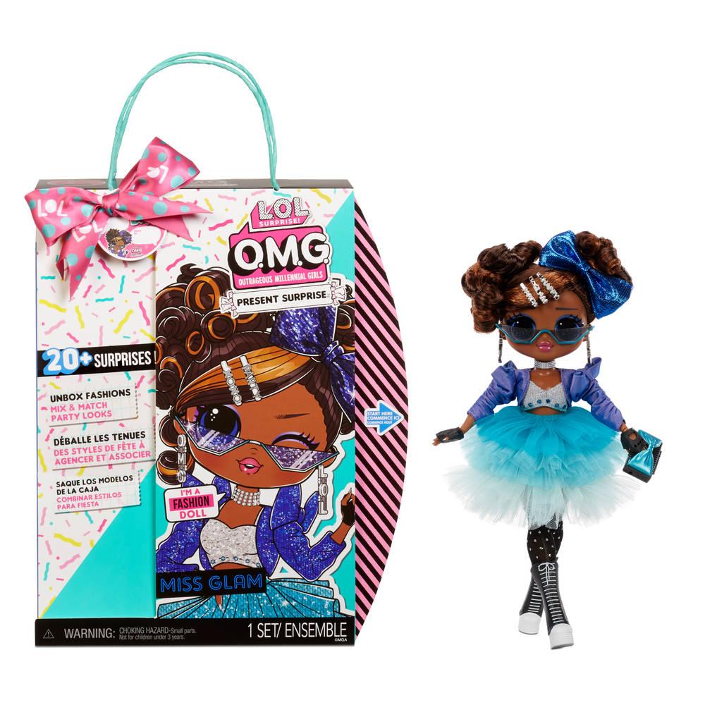 L.O.L. Surprise! Birthday modepop Miss Glam