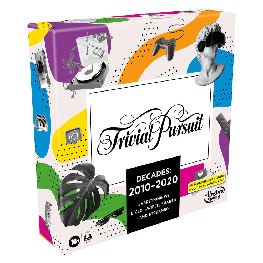 Trivial Pursuit Decades 2010 - 2020