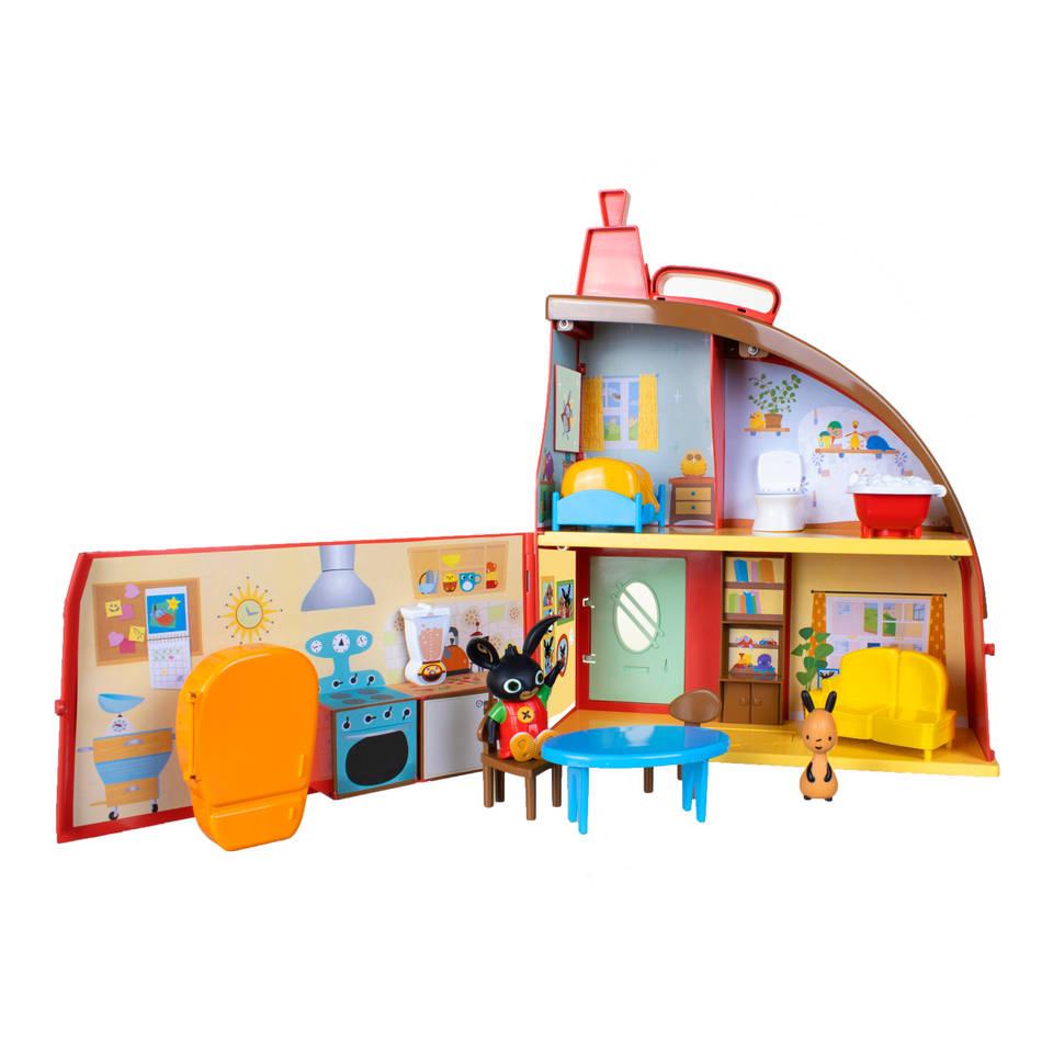 Bings huis speelset