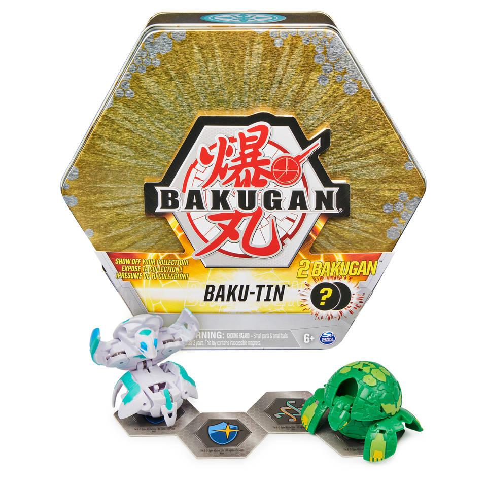 Bakugan Baku Tin Season 3