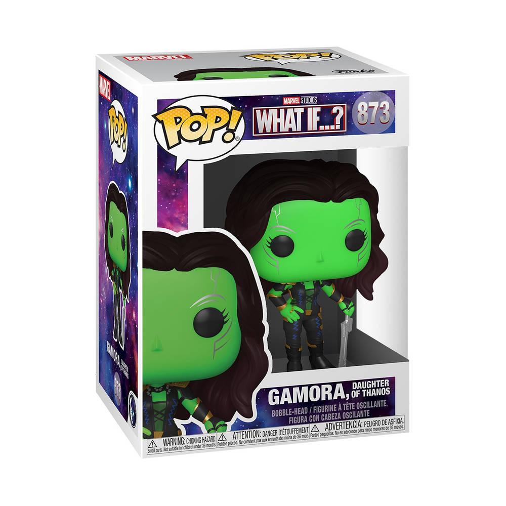 Funko Pop! figuur Marvel Studios What If Gamora Daughter of Thanos