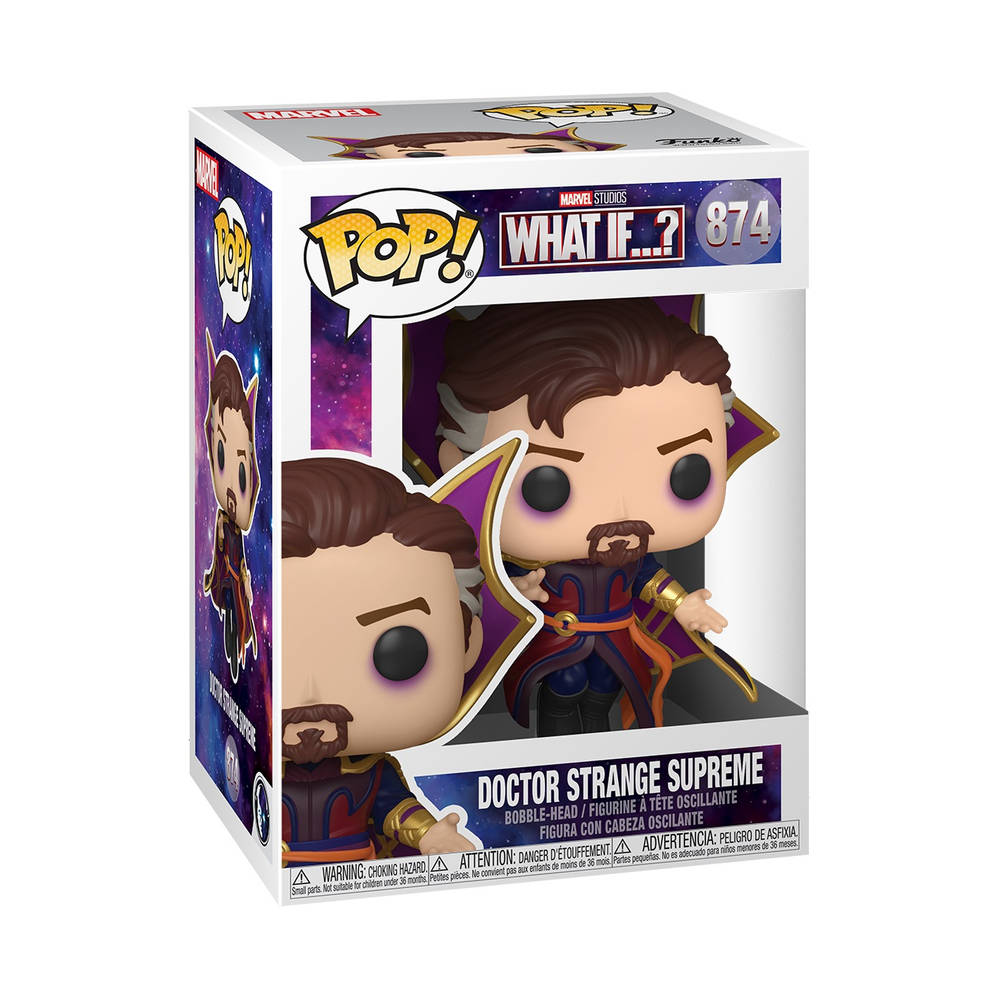 Funko Pop! figuur Marvel Studios What If Doctor Strange Supreme