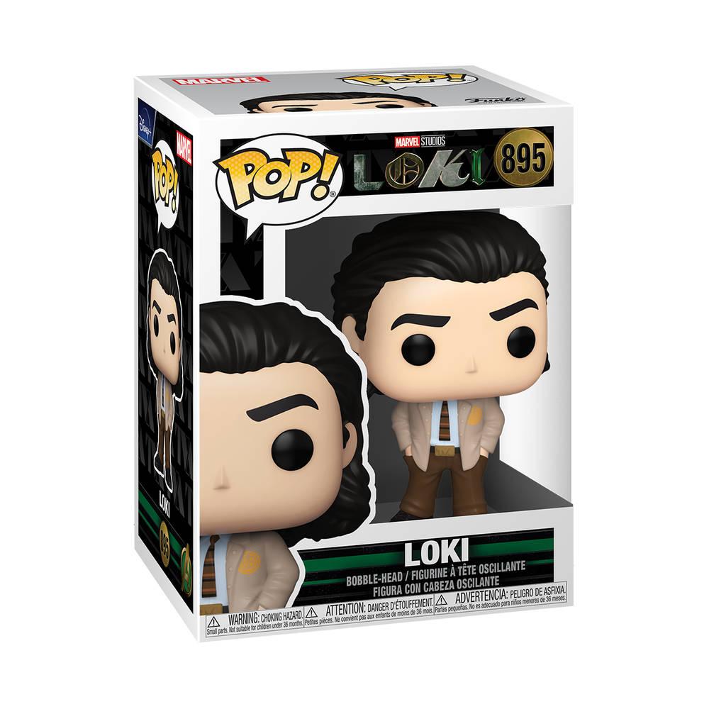 Funko Pop! figuur Marvel Loki Loki