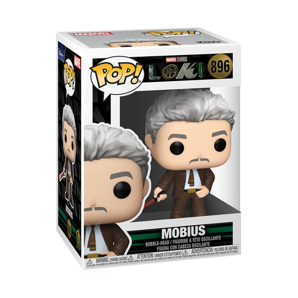 Funko Pop! figuur Marvel Loki Mobius