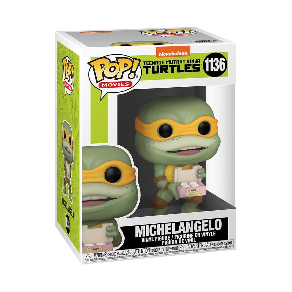 Funko Pop! figuur Teenage Mutant Ninja Turtles Michelangelo