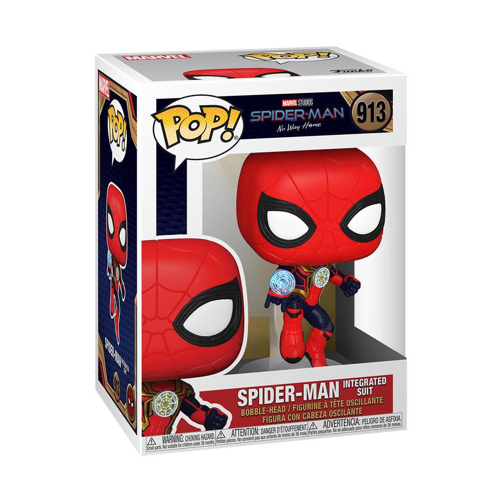 Funko Pop! figuur Marvel Spider-Man: No Way Home Spider-Man Integrated Suit