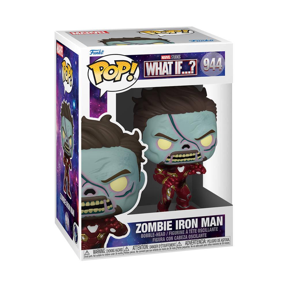 Funko Pop! figuur Marvel Studios What If Zombie Iron Man