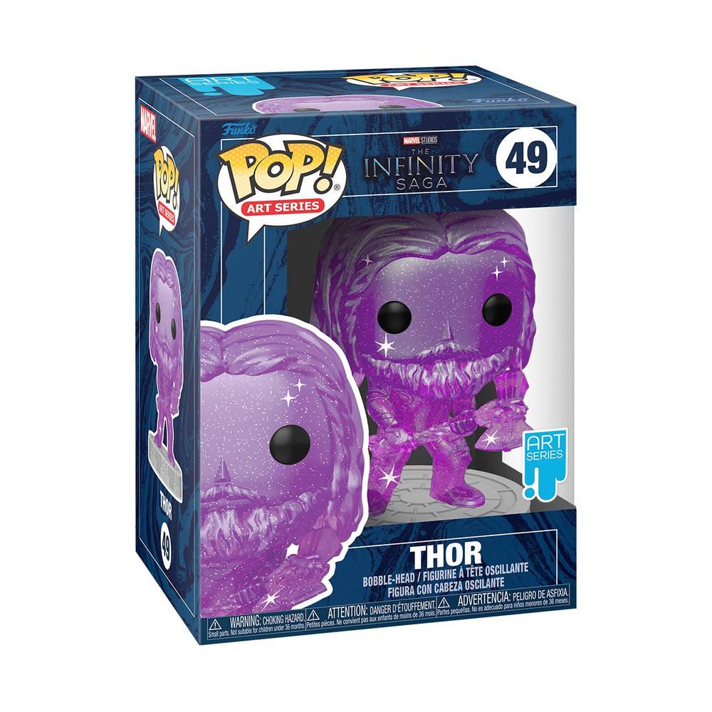 Funko Pop! figuur Art Series Marvel The Infinity Saga Thor Limited Edition