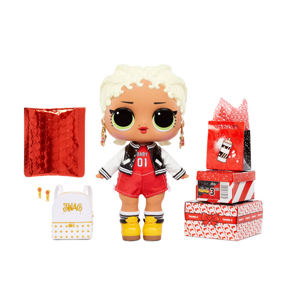 L.O.L. Surprise! Big Baby Doll M.C. Swag