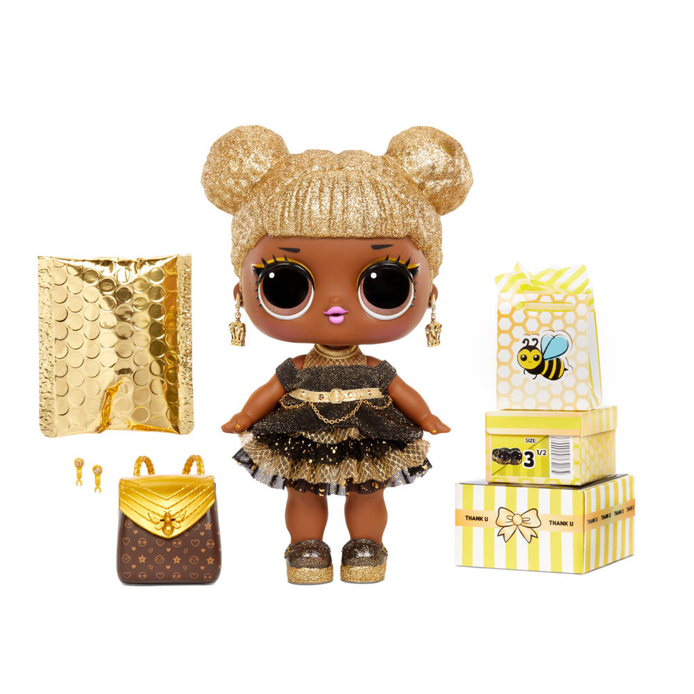L.O.L. Surprise! Big Baby Doll Queen Bee