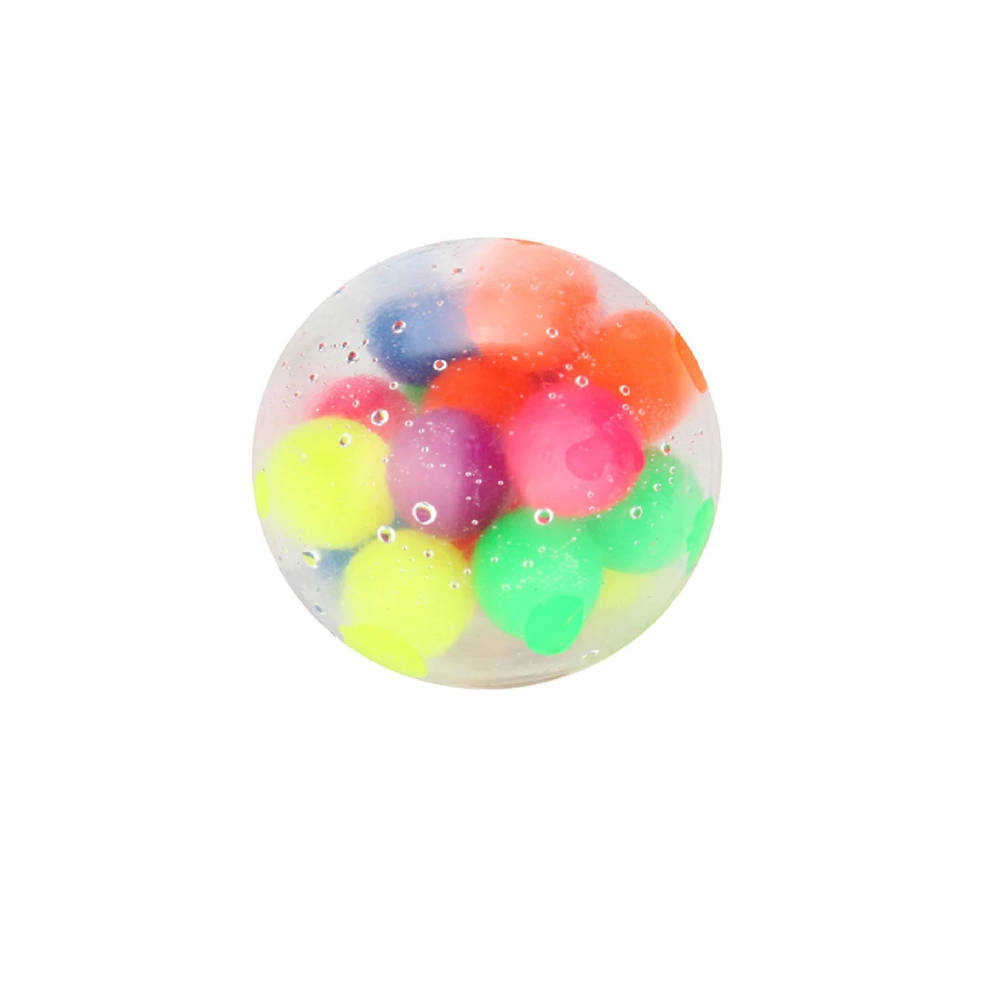 Fidget knijpbal - 5 cm