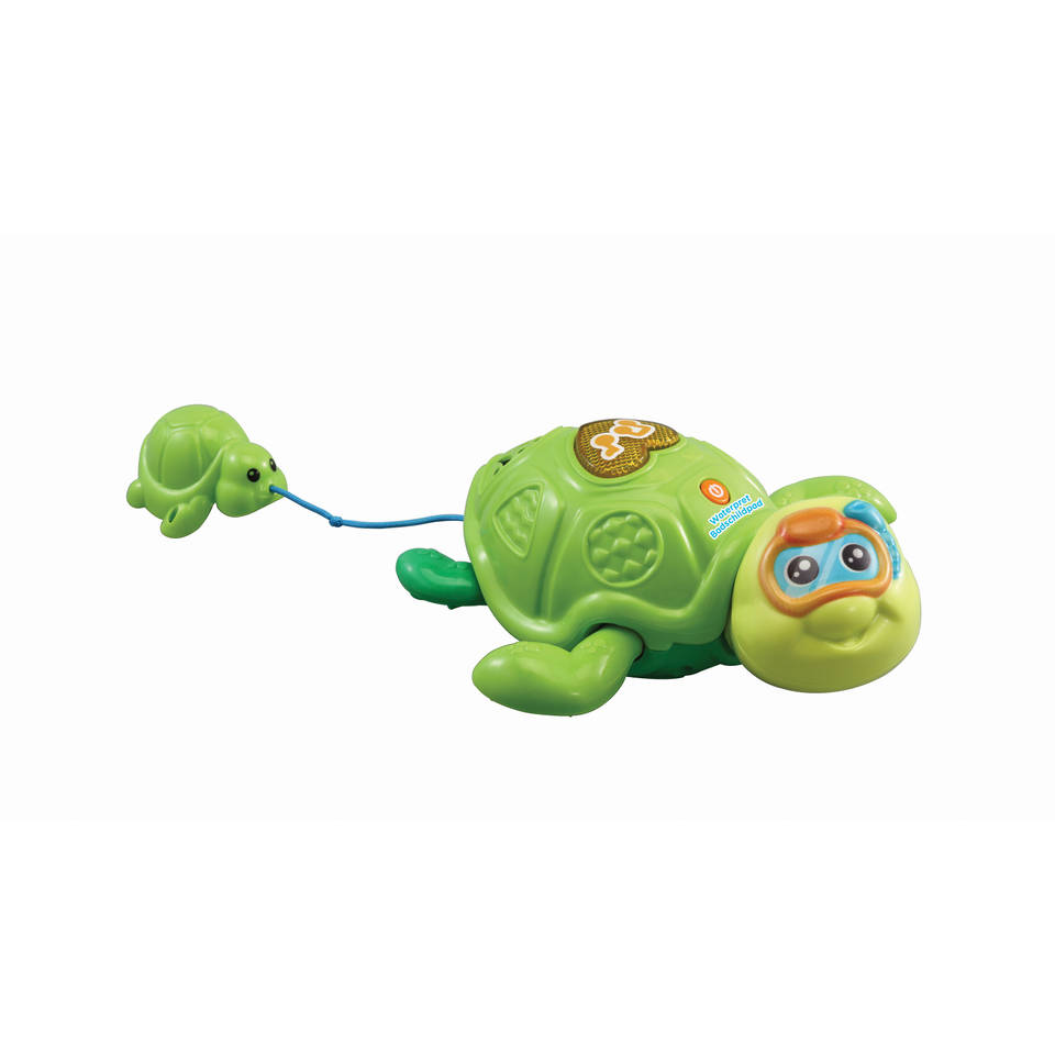 VTech Baby waterpret badschildpad