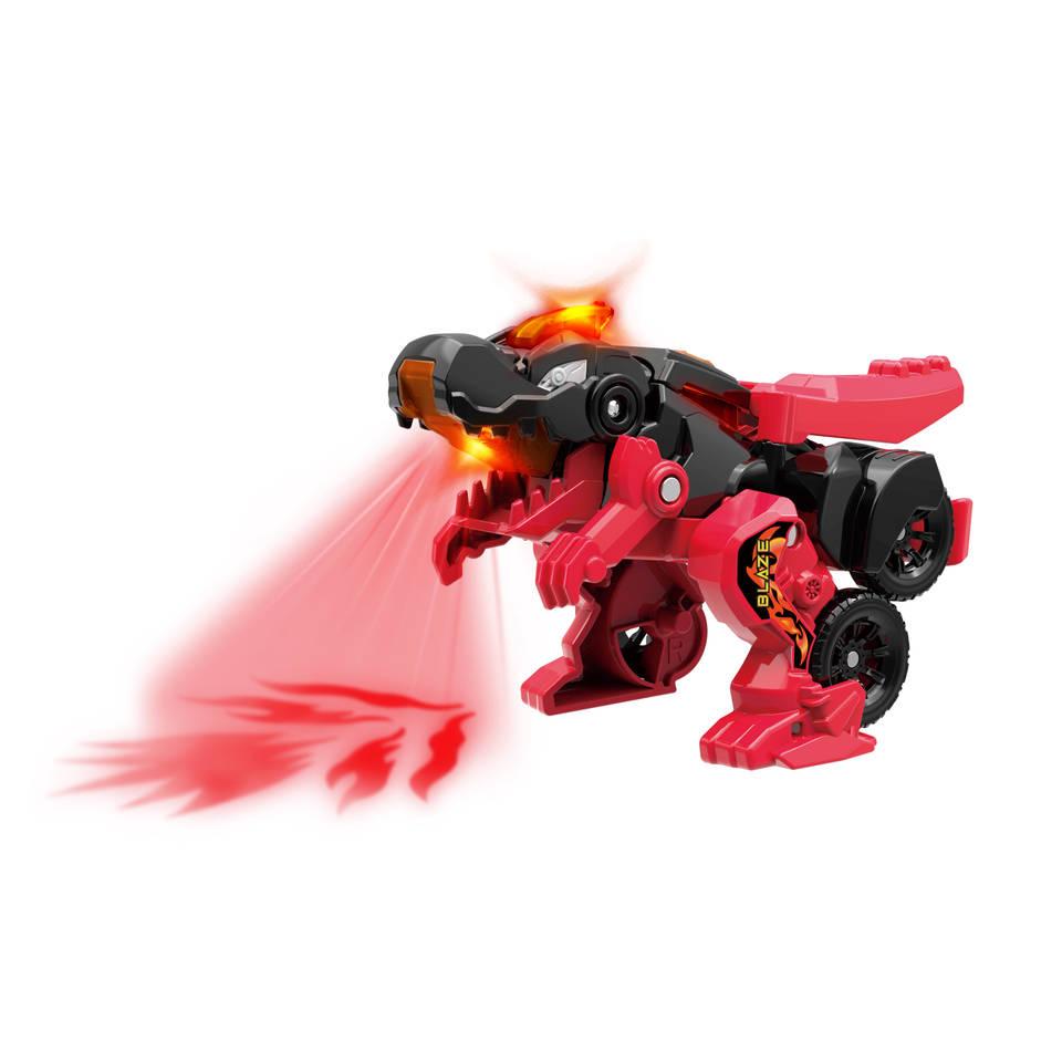 VTech Switch & Go Dinos figuur Fire Blaze T-Rex