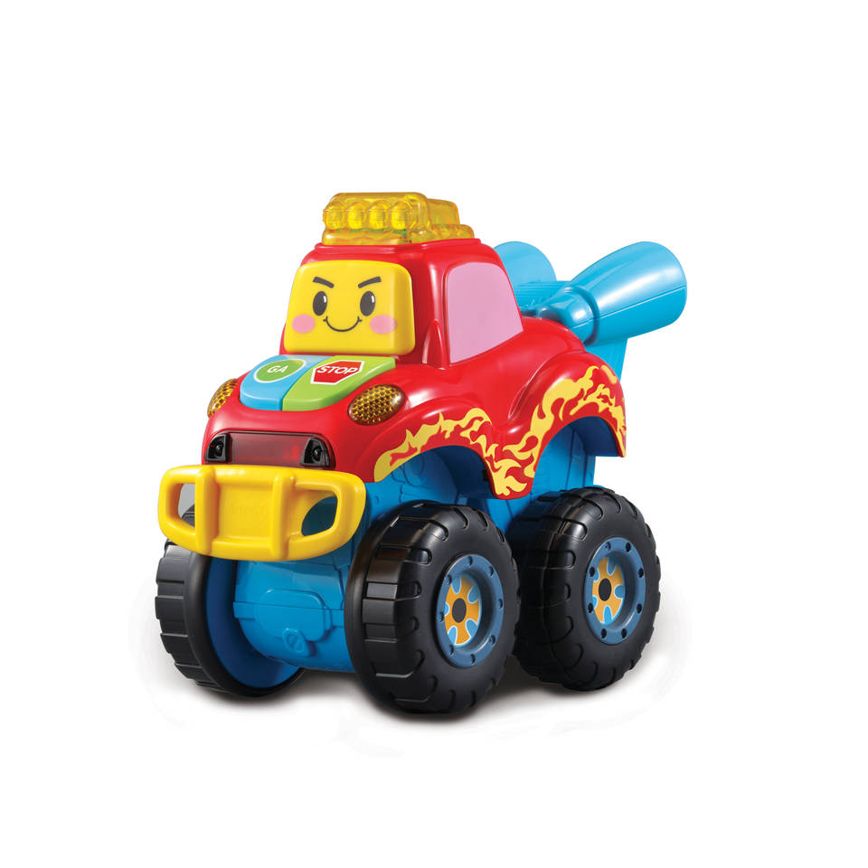VTech Toet Toet Auto's Max de slimme monster truck