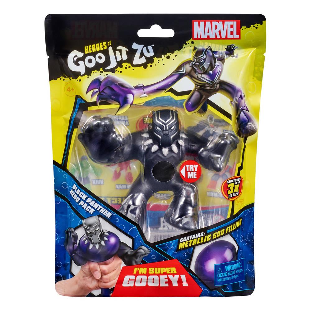 Goo Jit Zu Marvel superheld Black Panther