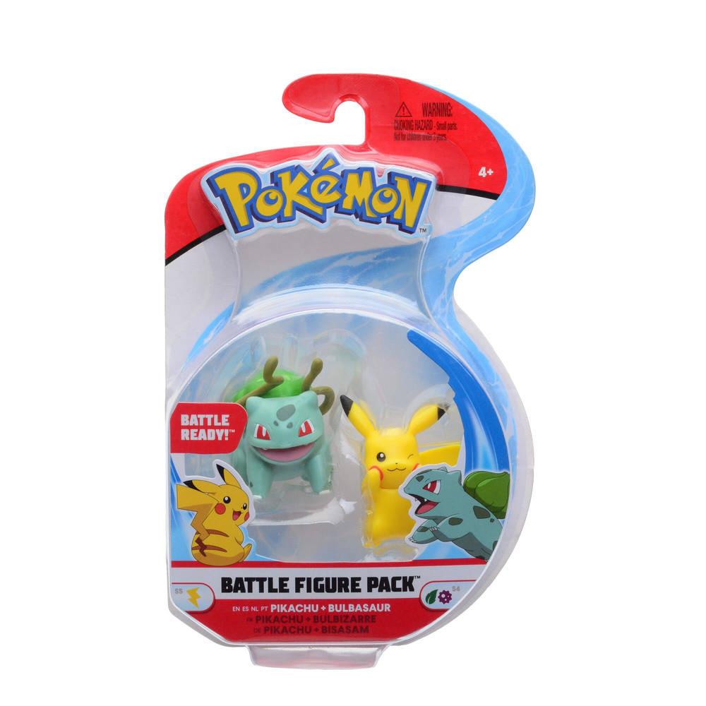 Pokémon Battle speelfigurenset