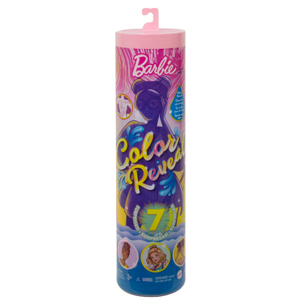Barbie Color Reveal Marble pop