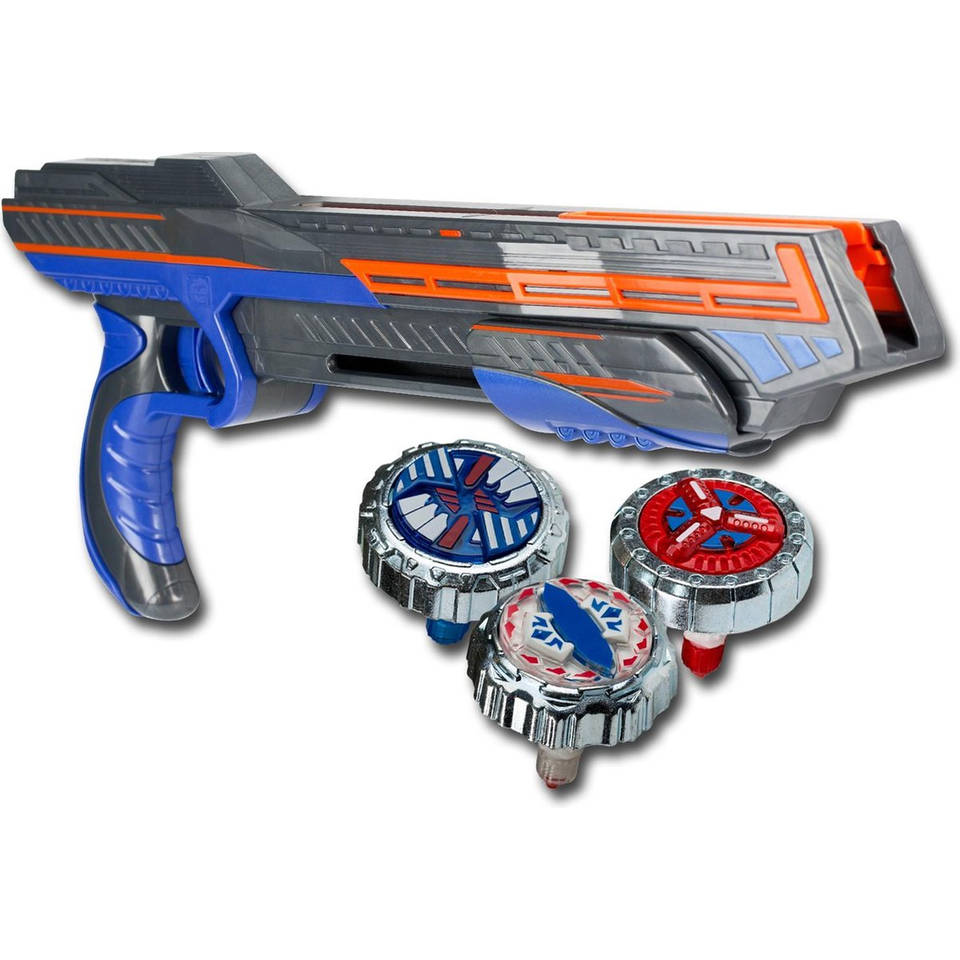 Silverlit Spinner M.A.D. Trio Shot blaster