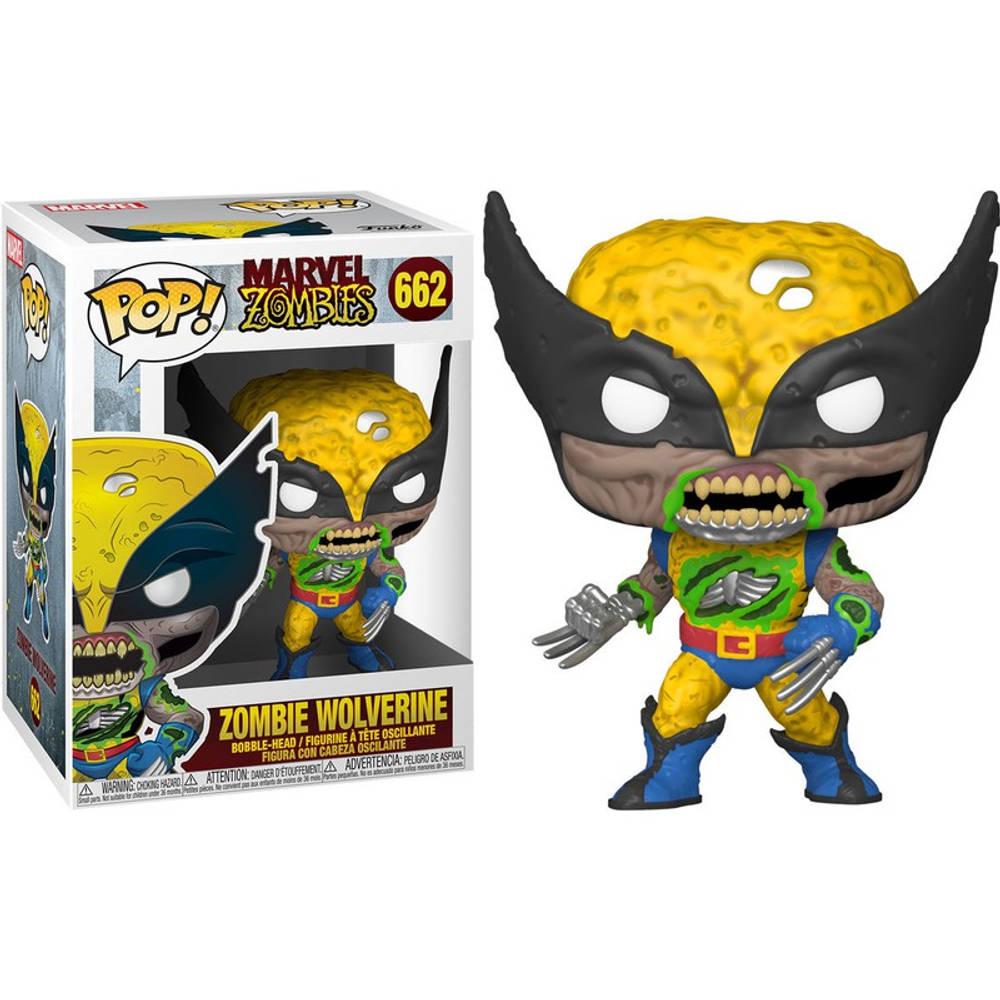 Funko Pop! figuur Marvel Zombies Wolverine
