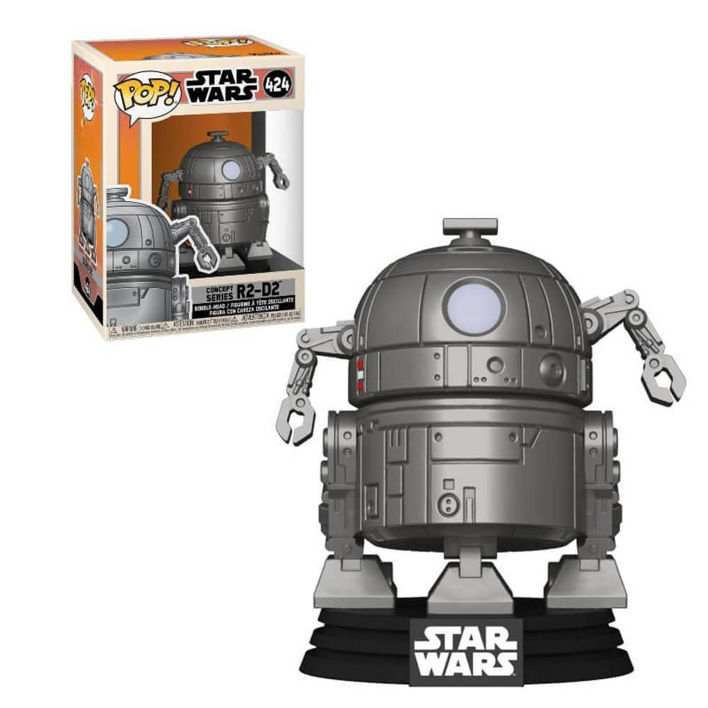Funko Pop! figuur Star Wars: Concept Series R2-D2