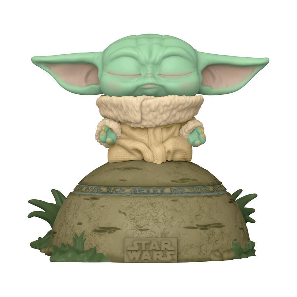 Funko Pop! figuur Star Wars: The Mandalorian The Child gebruikt de Force