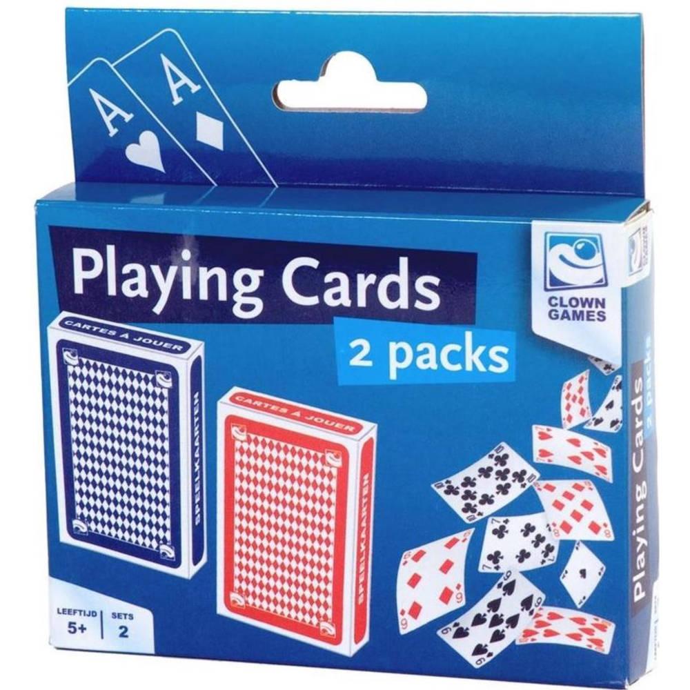 Clown Games speelkaarten set